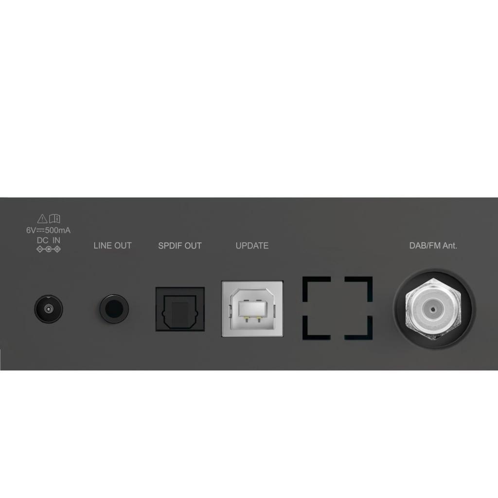 Hama Digitaltuner DIT1010BT, FM/DAB+/Internetradio/App/Bluetooth