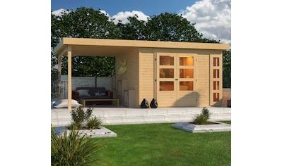 KONIFERA Gartenhaus »Nordsee 6« kaufen
