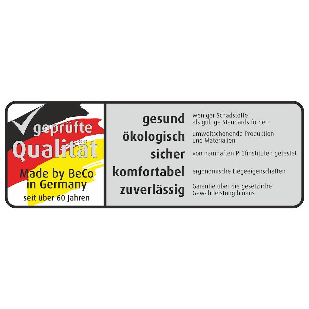 BeCo EXCLUSIV Kaltschaummatratze »Comfort for Me«, (1 St.), fest, bequem & universell bis 120kg