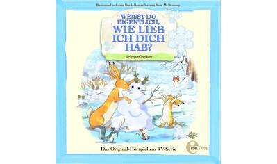 Musik - CD Original Hörspiel z.TV - Serie - Schneeflocken / Weißt Du Eigentlich,Wie Lieb Ich Dich Hab?, (1 CD) kaufen