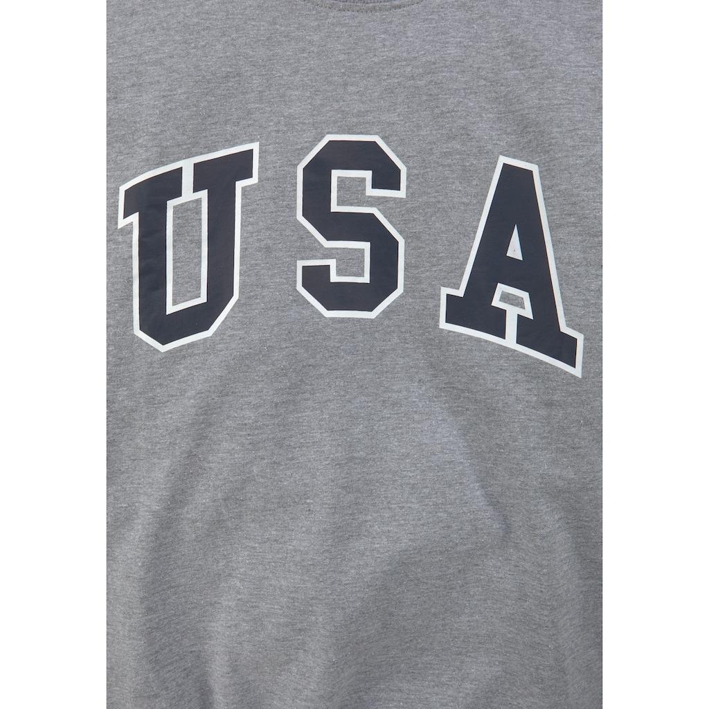 Arizona Sweatshirt, extra weite Passform