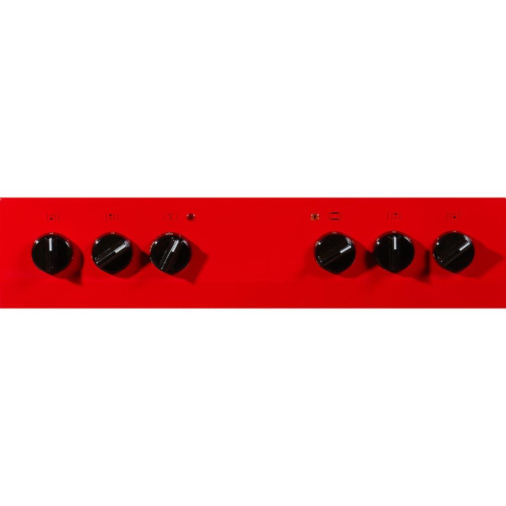 Amica Elektro-Standherd »SHC 11506 R«, SHC 11506 R, SteamClean