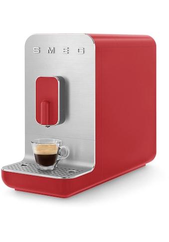 Smeg Kaffeevollautomat »BCC01RDMEU«, Herausnehmbare Brüheinheit kaufen