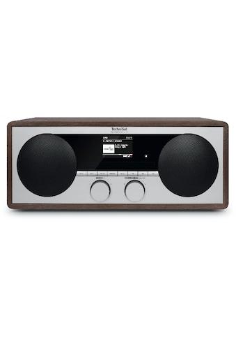 TechniSat Digitalradio (DAB+) »DIGITRADIO 451 CD IR«, (WLAN-Bluetooth-AVRCP Bluetooth... kaufen