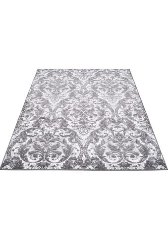 Carpet City Teppich »Timeless 7691«, rechteckig, 6 mm Höhe, Wohnzimmer kaufen