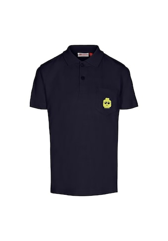 """LEGO® Wear Poloshirt »LWTOBIAS 312«, """"mit Lego Kopf auf der Brusttasche"""" kaufen"""