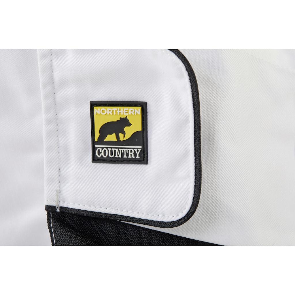 Northern Country Arbeitshose, mit vielen Cordura®Verstärkungen und Reißverschlussbelüftung