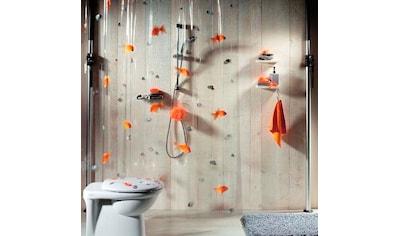 SPIRELLA Duschvorhang »Goldfish«, 180x200 cm kaufen