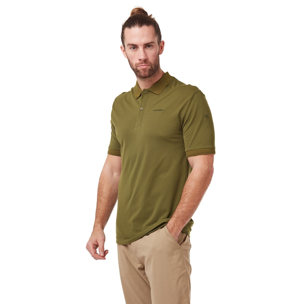 Craghoppers Poloshirt »Herren NosiLife Mani kurzärmlig«