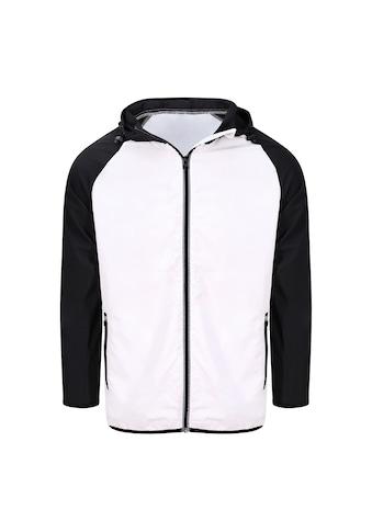 AWDIS Windbreaker »Just Cool Herren Kontrast Windshield Jacke« kaufen