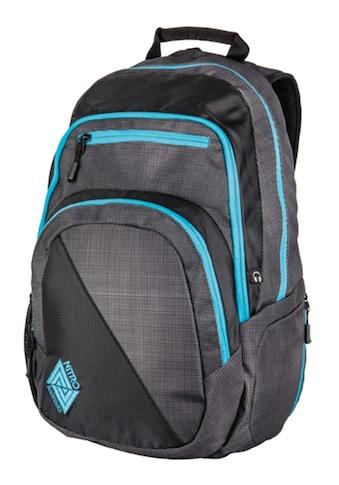 NITRO Schulrucksack »Stash  -  Blur Blue - Trimes« kaufen