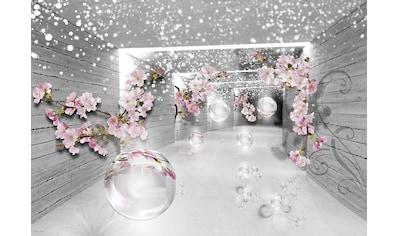 Consalnet Vliestapete »3D Magischer Tunnel«, verschiedene Motivgrößen, für das Büro... kaufen