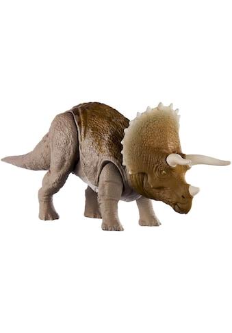 """Mattel® Spielfigur """"Jurassic World, Brüll - Attacke Triceratops"""" kaufen"""