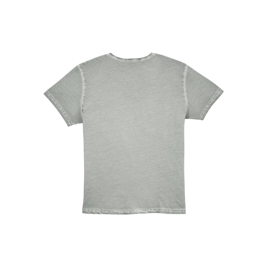 Country Line Trachtenshirt, Trachtenshirt Herren mit originellem Aufdruck