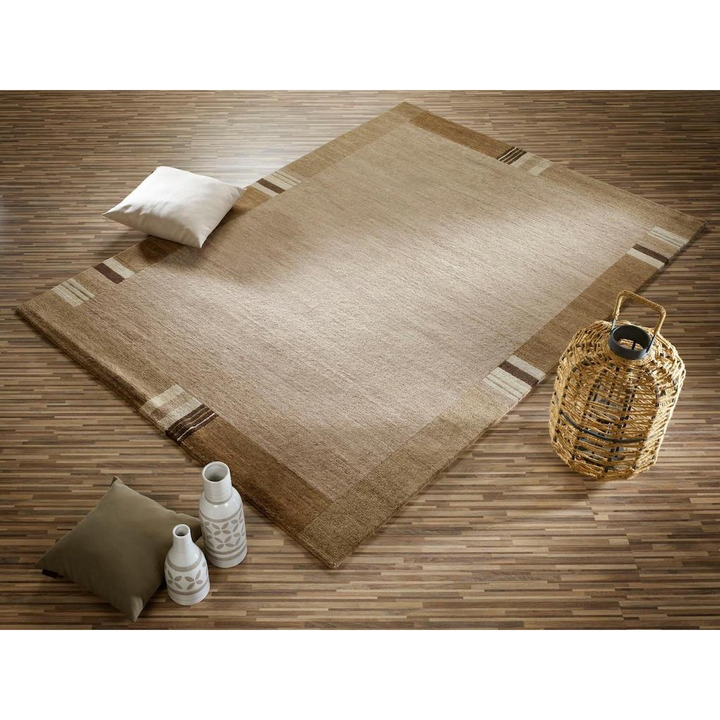 OCI DIE TEPPICHMARKE Orientteppich »Sensation Lakir«, rechteckig, 6 mm Höhe, handgeknüpft, Wohnzimmer