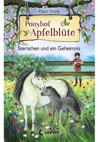 Buch »Ponyhof Apfelblüte 7 - Sternchen und ein Geheimnis / Pippa Young, Eleni... kaufen
