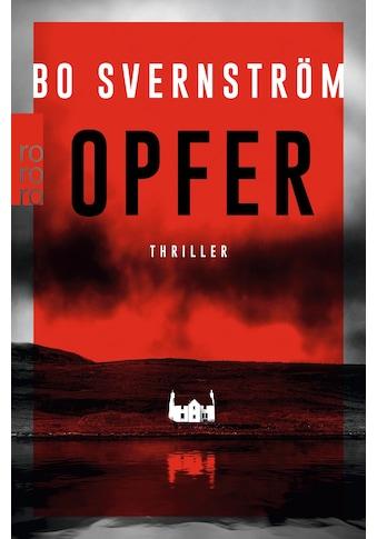 Buch »Opfer / Bo Svernström, Ulla Ackermann« kaufen