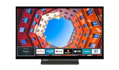 """Toshiba LED-Fernseher »24WK3C63DA«, 60 cm/24 """", HD-ready, Smart-TV kaufen"""