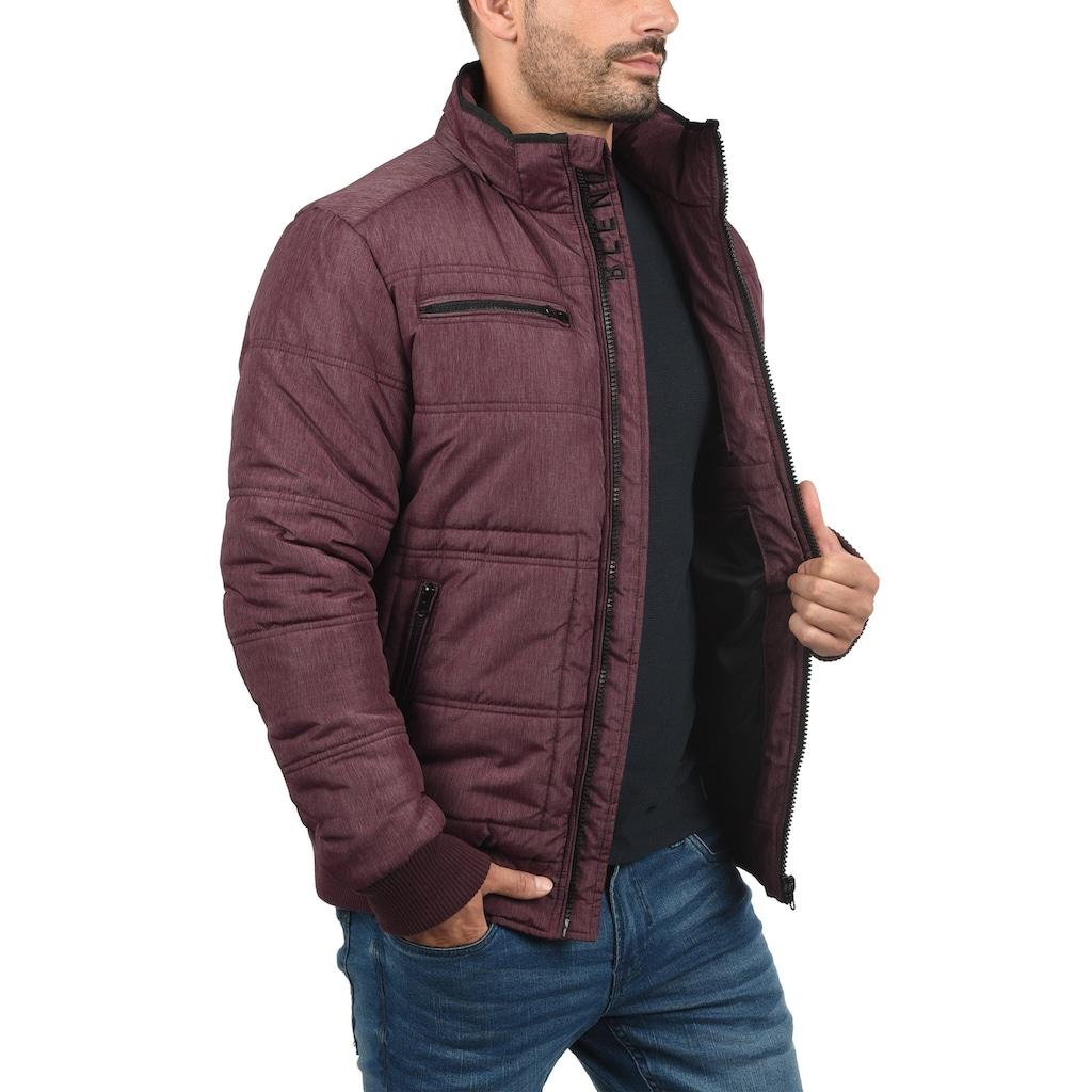 Blend Steppjacke »Boris«, warme Jacke mit abnehmbarer Kapuze