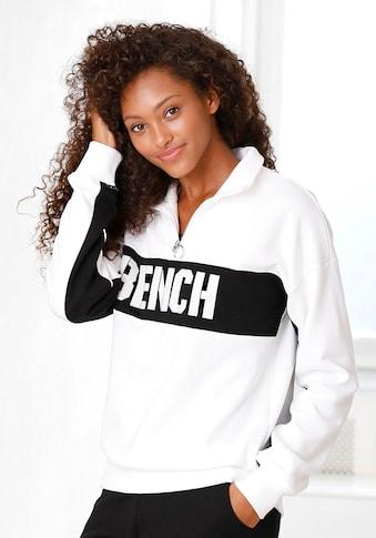 Bench. Sweatshirt »Contrast« kaufen