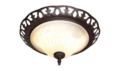 TRIO Leuchten Deckenleuchte »Rustica«, E27, Deckenlampe, Leuchtmittel tauschbar kaufen