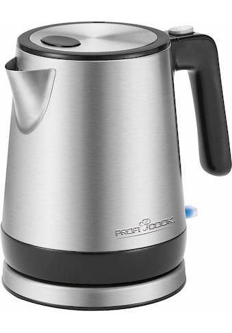 ProfiCook Wasserkocher, PC - WKS1123, 0,8 Liter, 2000 Watt kaufen
