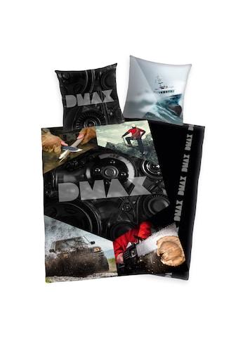 DMAX Wendebettwäsche »DMAX, Baumwoll-Renforcé« kaufen