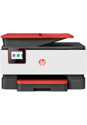 HP »OfficeJet Pro 9016 AiO Printer« Multifunktionsdrucker (WLAN (Wi - Fi),LAN (Ethernet)) kaufen