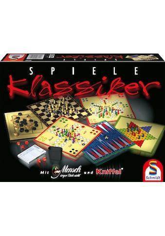 Schmidt Spiele Spielesammlung »Klassiker Spielesammlung« kaufen