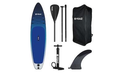 YEAZ Inflatable SUP-Board »OCEAN BEACH - EXOTREK -«, (5 tlg.), inkl. Alu-Paddel,... kaufen