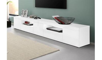 Tecnos Lowboard »Slot«, Breite 240 cm kaufen