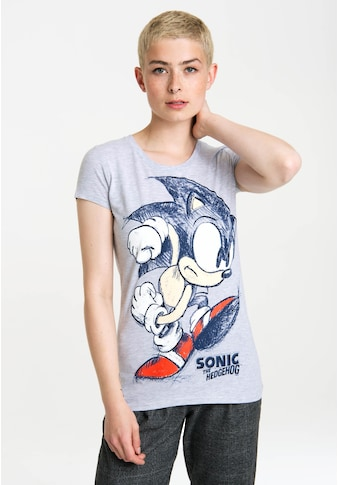 LOGOSHIRT T-Shirt mit Sonic the Hedgehog Print kaufen