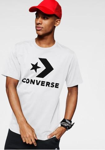 Converse T-Shirt »CONVERSE STAR CHEVRON TEE« kaufen
