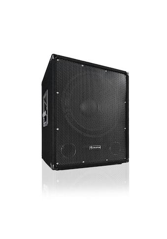 Auna Aktiver PA Subwoofer Bass Lautsprecher Bassbox 600 Watt »Sub15A« kaufen