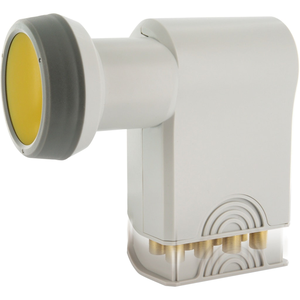 Schwaiger Digitales Octo LNB mit Sun Protect und Wetterschutz Abdeckung