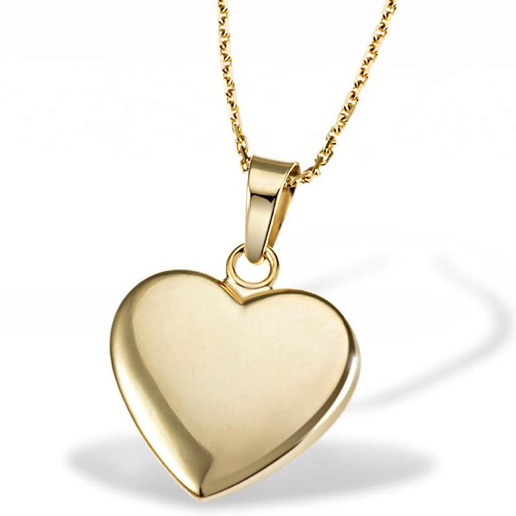goldmaid Collier, 375/- Gelbgold 45 cm