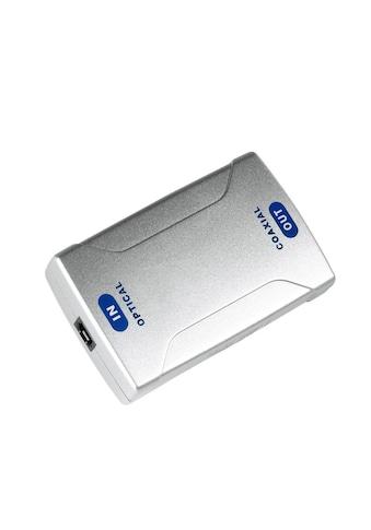 Hama Digital - Konverter, Optical IN ODT (Toslink)/Koax OUT »Digital - Converter« kaufen