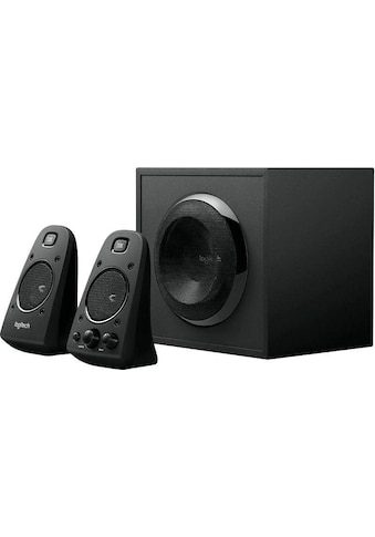 Logitech »Z623« Lautsprechersystem (200 Watt) kaufen