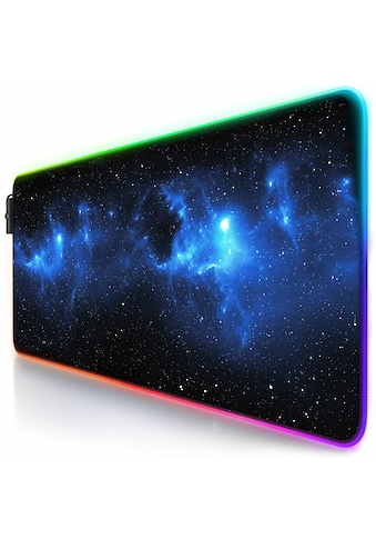 CSL Gaming Mauspad »XL Mousepad - LED Multi Color«, 800 x 300 mm kaufen