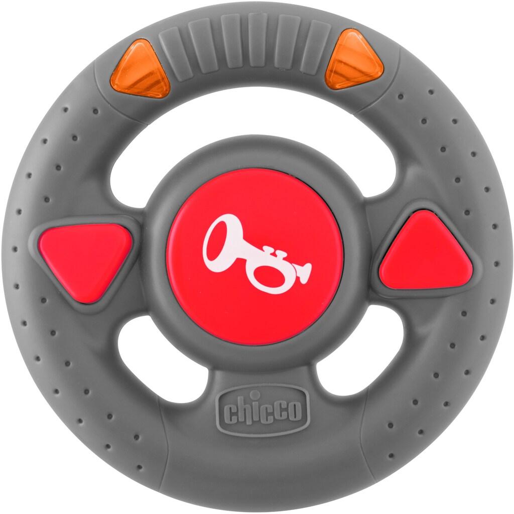 Chicco RC-Auto »Turbo Team Billy BigWheels, Rot«, mit Licht und Soundfunktion