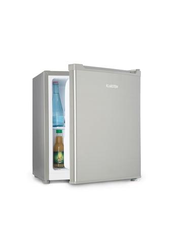 Klarstein Mini - Kühlschrank mit Gefrierfach 46 Liter 41dB grau »Snoopy Eco« kaufen