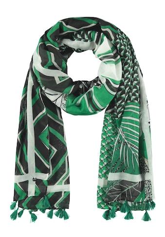 Samoon Schal »Schal mit Quasten« kaufen