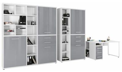 Maja Möbel Büro - Set »1391« (Set, 3 - tlg) kaufen