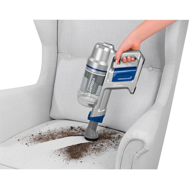CLEANmaxx Akku-Handstaubsauger CLEANmaxx PC-P011E, 150 Watt, beutellos