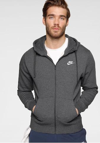 Nike Sportswear Kapuzensweatjacke »M Nsw Club Hoodie Fz Bb« kaufen