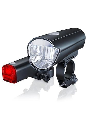 Aplic LED Fahrradlampen Set mit Front & Rücklicht kaufen