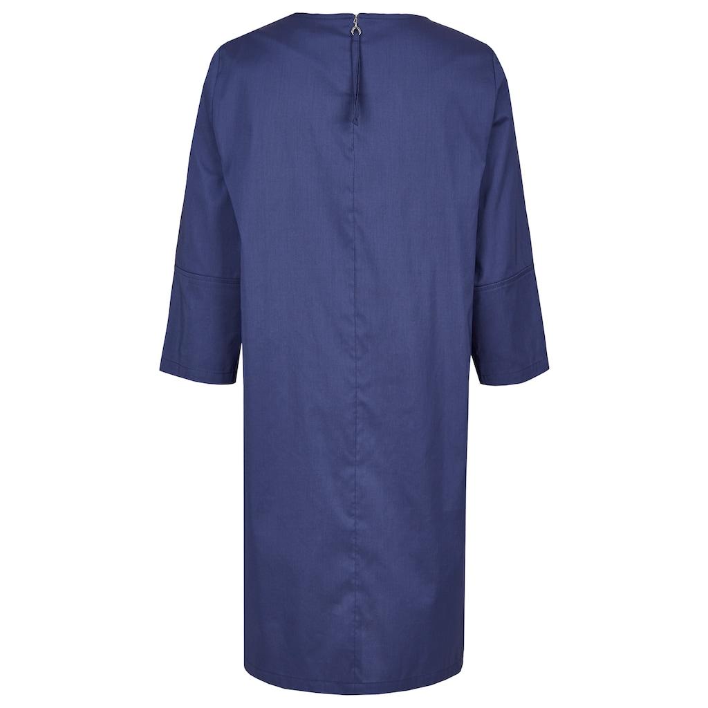 Daniel Hechter Kleid mit raffinierten Falten
