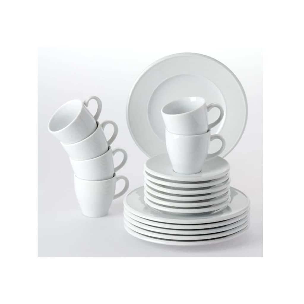 Retsch Arzberg Kaffeeservice »Novo«, (Set, 18 tlg.), Made in Germany
