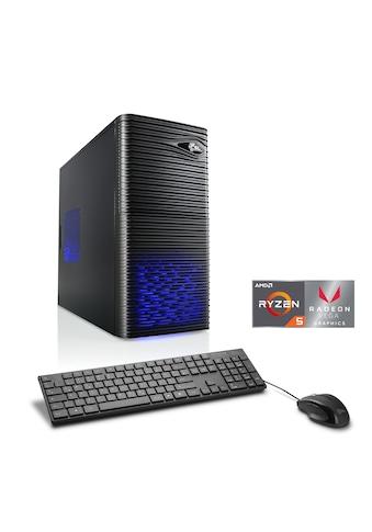 CSL Gaming PC | AMD Ryzen 5 2400G | Vega 11 Grafik | 8 GB DDR4 »Sprint T8393 Windows 10 Home« kaufen
