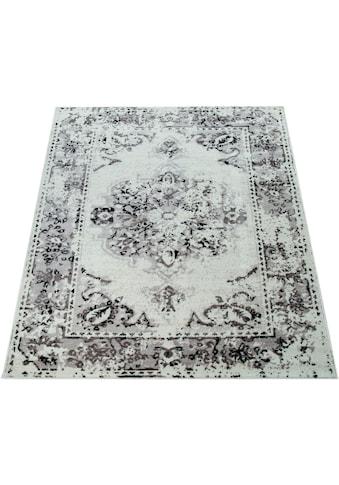Paco Home Teppich »Tara 127«, rechteckig, 13 mm Höhe, Orient-Optik, Vintage Design,... kaufen